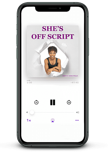 she's off script podcast